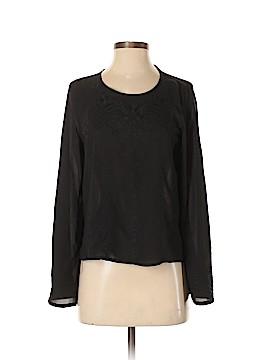 Newbury Kustom Long Sleeve Blouse Size M