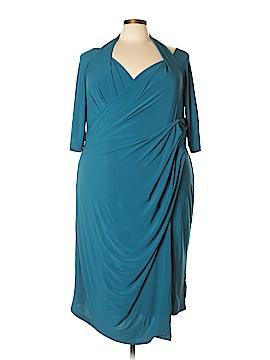 Kiyonna Cocktail Dress Size 4X (Plus)