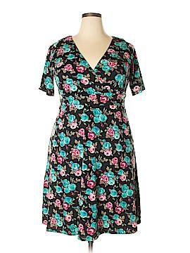 Poppy & Bloom Casual Dress Size 2X (Plus)