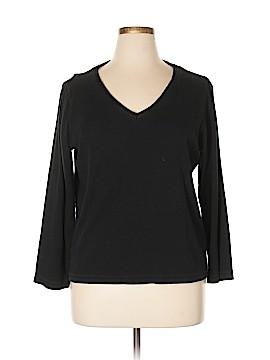 Avenue Long Sleeve T-Shirt Size 18 (Plus)