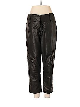Alice + olivia Leather Pants Size 8