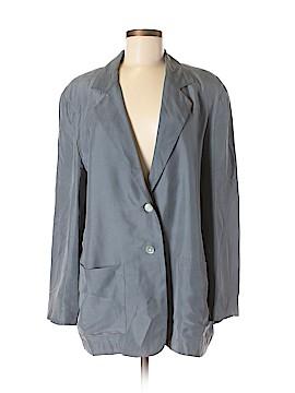 Winter Silks Silk Blazer Size L