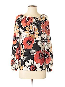 Anne Klein Long Sleeve Blouse Size 4