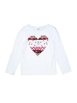 Crazy 8 Long Sleeve T-Shirt Size 7 - 8