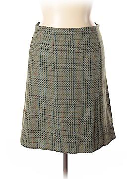 CAbi Wool Skirt Size 14