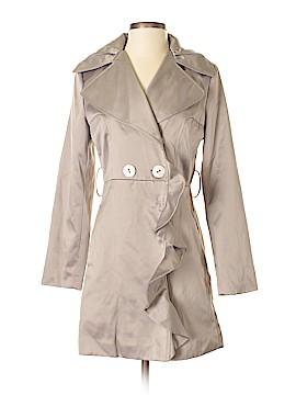 Tahari Trenchcoat Size S (Petite)