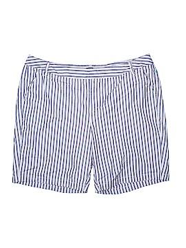 Caslon Khaki Shorts Size 20W (Plus)
