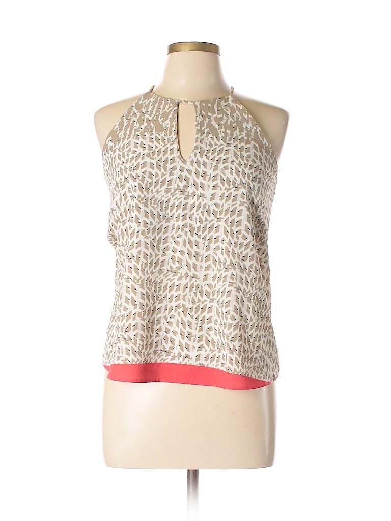 Renee Women Sleeveless Blouse Size M
