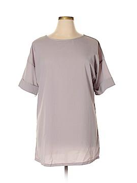 Zanzea Collection Short Sleeve Blouse Size XL
