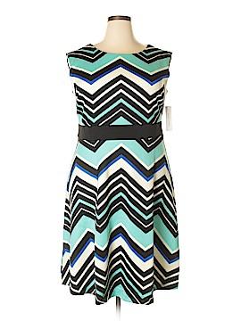 Sandra Darren Casual Dress Size 20w (Plus)