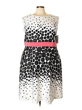 Sandra Darren Casual Dress Size 24 (Plus)