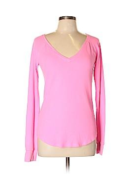 Victoria's Secret Pink Long Sleeve T-Shirt Size L