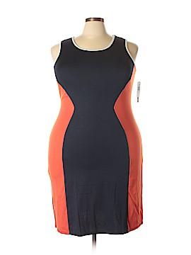 ING Casual Dress Size 2X (Plus)