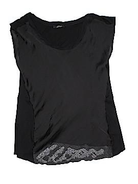 B'leev Short Sleeve Blouse Size XL