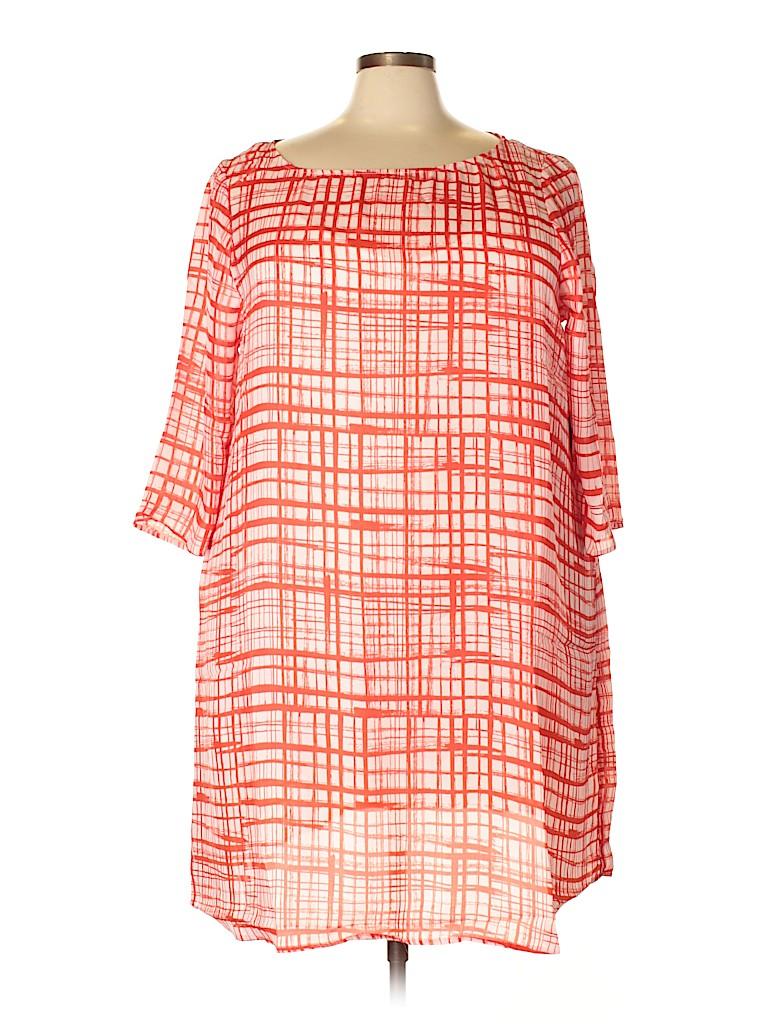 BB Dakota Women Casual Dress Size 3X (Plus)