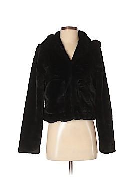 Aeropostale Faux Fur Jacket Size S