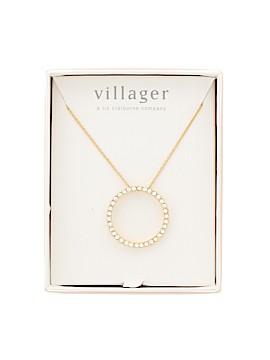 Villager Sport by Liz Claiborne Necklace One Size
