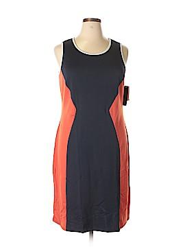 ING Casual Dress Size 1X (Plus)