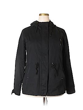 Ambiance Apparel Coat Size 1X (Plus)