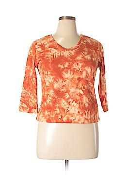 Debbie Morgan 3/4 Sleeve T-Shirt Size XL