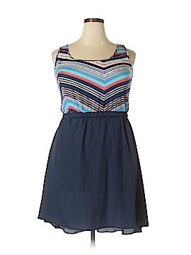 Francesca's Casual Dress Size L
