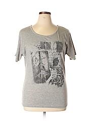 Agenda Women Short Sleeve T-Shirt Size L