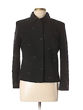 Krizia Wool Coat Size 42 (EU)