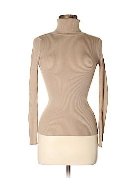 Ambiance Apparel Turtleneck Sweater Size M