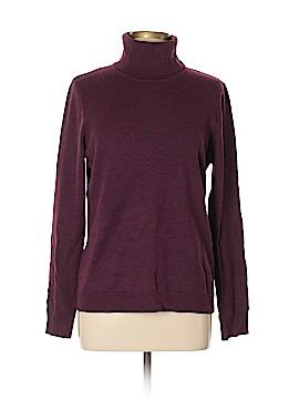 Ellen Tracy Wool Pullover Sweater Size XL