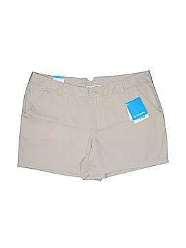 Columbia Khaki Shorts Size 16