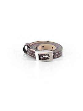 Via Spiga Leather Belt Size XL