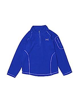 Under Armour Fleece Jacket Size 6