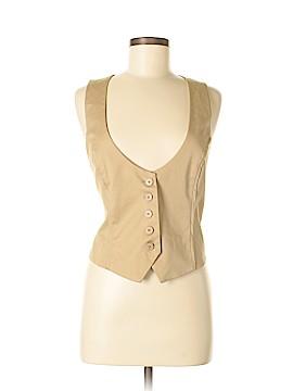 New York & Company Tuxedo Vest Size 12