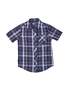 Tony Hawk Short Sleeve Button-Down Shirt Size S (Kids)