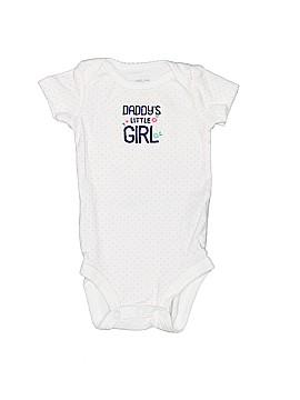 Just One You Short Sleeve Onesie Newborn