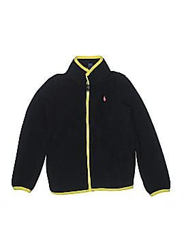 Polo by Ralph Lauren Fleece Jacket Size 8 - 10