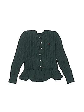 Ralph Lauren Cardigan Size 6