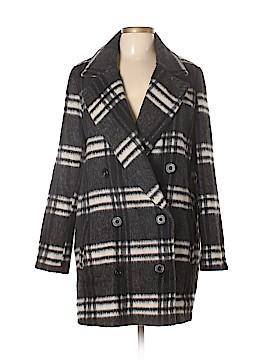 Topshop Wool Coat Size 8