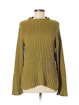 Studio Silk Pullover Sweater Size L