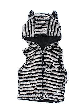 Widgeon Faux Fur Vest Size 2