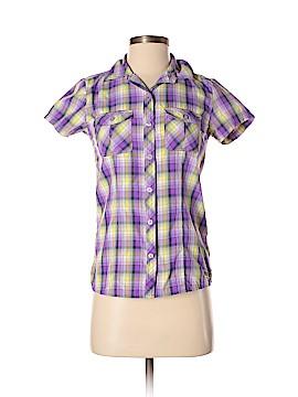 Marmot Short Sleeve Button-Down Shirt Size XS