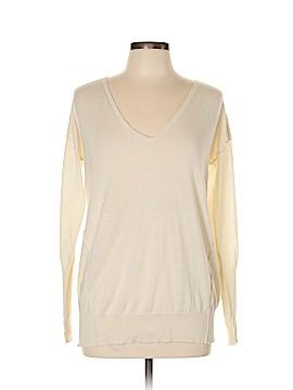 Athleta Cashmere Pullover Sweater Size L