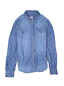 Sarah Arizona Long Sleeve Button-Down Shirt Size XL