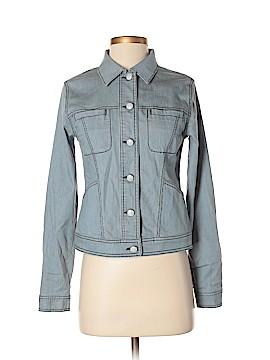 CAbi Denim Jacket Size XS