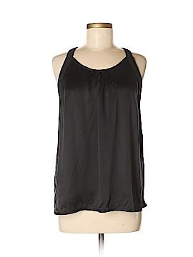 C&C California Sleeveless Silk Top Size M