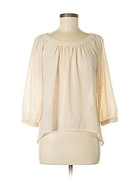 Sis Sis 3/4 Sleeve Blouse Size S