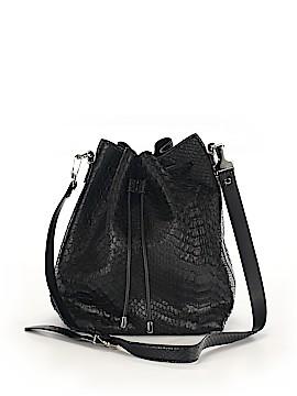 Proenza Schouler Leather Bucket Bag One Size