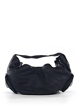 Giorgio Armani Leather Hobo One Size