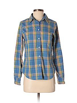 Pendleton Long Sleeve Button-Down Shirt Size S