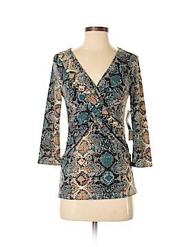 Femme by tresics 3/4 Sleeve Top Size S